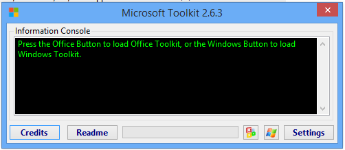 Microsoft Toolkit 2.6.3 Activator for Windwos & Office