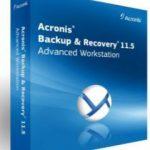Acronis Backup Advanced 11.7.50088 + key