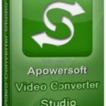 Apowersoft Video Converter Studio 4.7.2 inlc Patch + Portable