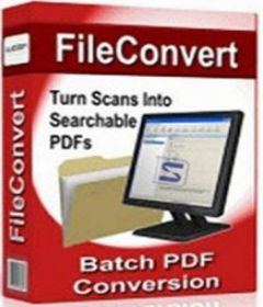 FileConvert Professional 10.1.0.24 incl Keygen