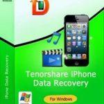 Tenorshare iPhone Data Recovery 8.2.1 + keygen
