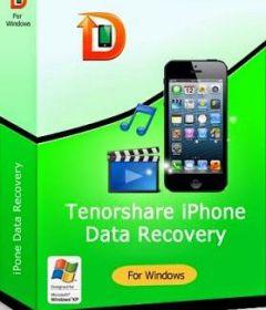 Tenorshare iPhone Data Recovery 8.2.1