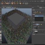 Golaem Crowd 6.3.1 for Maya 2016-2018 incl Patch
