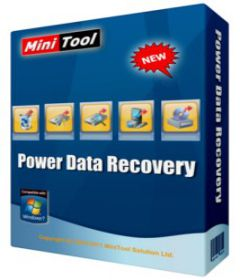 MiniTool Power Data Recovery 8.0 incl patch