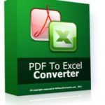 PDF To Excel Converter 4.8 incl Patch