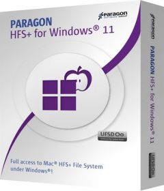 Paragon HFS+ for Windows 11.3.158 incl Activator