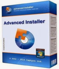 Advanced Installer 15.2 + patch