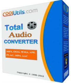 CoolUtils Total Audio Converter 5.3.0.170 + key