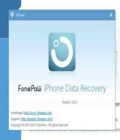 FonePaw iPhone Data Recovery 5.6.0 + patch