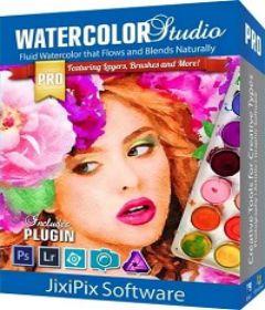 Jixipix Watercolor Studio + keygen
