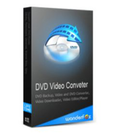 WonderFox DVD Video Converter 16.0 + keygen