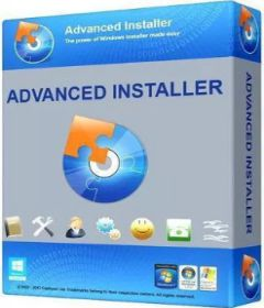 Advanced Installer 15.3 + patch