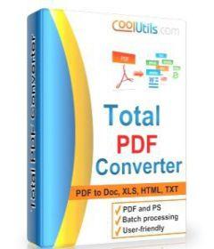 Coolutils Total PDF Converter 6.1.0.156 + key