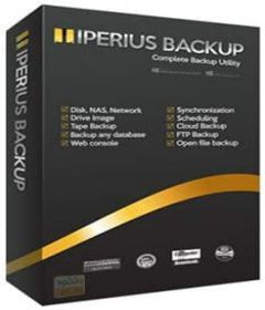 Iperius Backup Full 5.7.4 + keygen