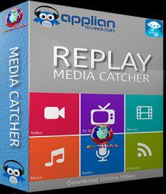 Replay Media Catcher 7.0.1.26 + patch