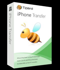 Tipard iPhone Transfer Ultimate 8.2.32 + patch