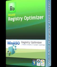 WinASO Registry Optimizer v5.6.0 + keygen
