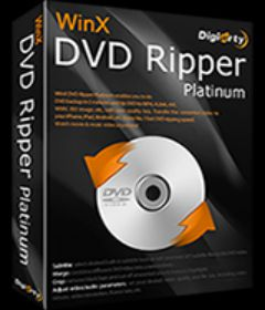 WinX DVD Ripper Platinum 8.8.0.208 + Portable + patch