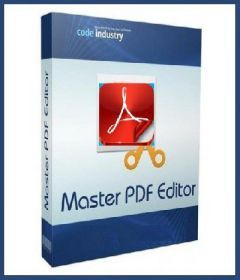 Master PDF Editor 5.1.60 incl Patch