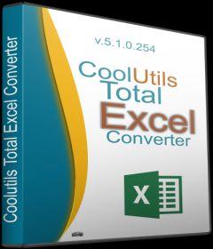 Coolutils Total Excel Converter 5.1.0.266 + Portable + key