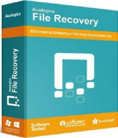 Auslogics File Recovery 8.0.20 + Portable + patch
