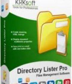 Directory Lister Enterprise 2.33.0 + patch