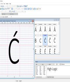 FontCreator Professional 11.5.0.2430 + keygen
