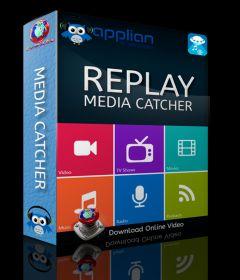 Replay Media Catcher 7.0.1.35 + patch
