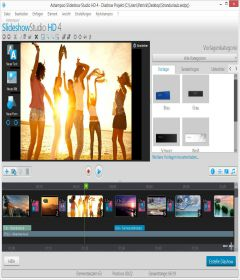 Ashampoo Slideshow Studio 2017 1.0.1.3 + key