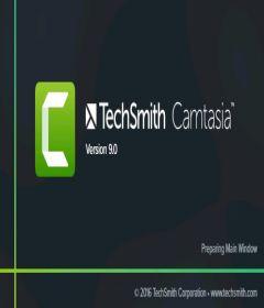 Camtasia Studio 2018.0.7 Build 4045 + patch