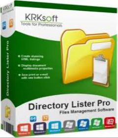 Directory Lister Enterprise 2.35.0 + Portable + patch