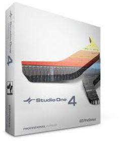 PreSonus Studio One Pro + keygen
