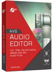 AVS Audio Editor 9.0.2.533 + patch