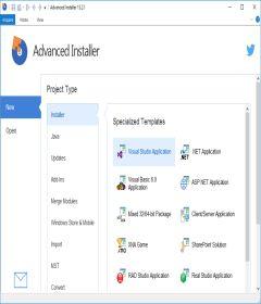Advanced Installer 15.8 + patch