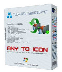 Aha-Soft Icon to Any 3.29 + Portable + keygen