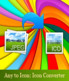 Any to Icon 3.59 + Portable + keygen