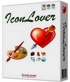 IconLover 5.48 + Portable + keygen