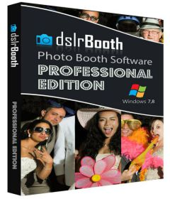 dslrBooth Photo Booth Software 5.27.0213.1 incl Patch