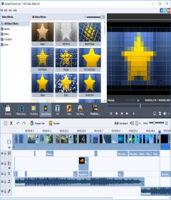 AVS Video Editor 9.0.3.333 + patch