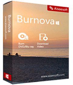 Aiseesoft Burnova 1.3.52 + patch