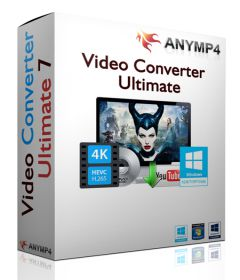 AnyMP4 Video Converter Ultimate 7.2.56