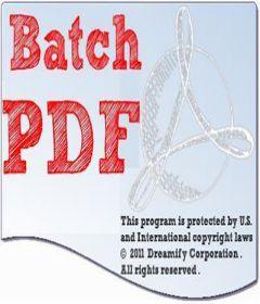 Batchwork Doc to PDF Converter 2019.11.407.2137