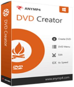 AnyMP4 DVD Creator + patch