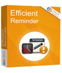 Efficient Reminder 5.60 Build 546 + keygen
