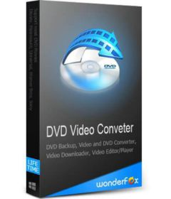 WonderFox DVD Video Converter 17.1 + keygen