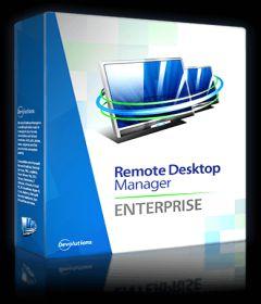 Remote Desktop Manager Enterprise 2019.1.29.0 + keygen + activator