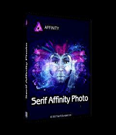 Serif Affinity Photo 1.7.0.367 + keygen