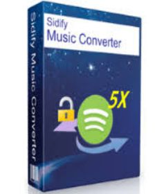 Sidify Music Converter 1.2.1 incl Patch