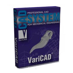 VariCAD 2019 3.00 Build 20190621 + keygen