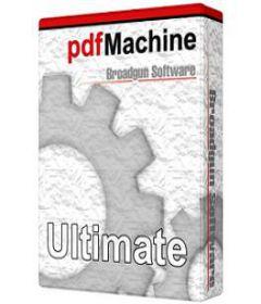 pdfMachine Ultimate 15.30 + keygen